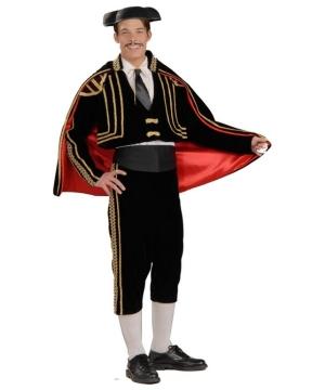 Matador Designer Mens Costume