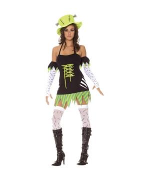 Monster Mistress Costume