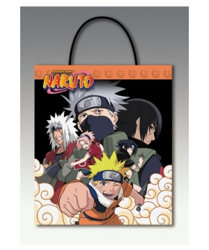 Naruto Treat Bags Package