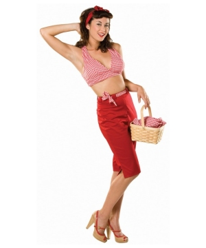 Picnic Pennie Women Costume