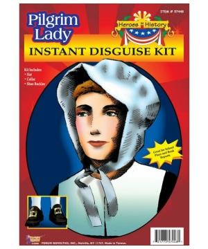 Pilgrim Lady Costume Kit