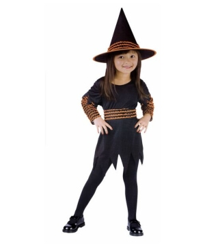 Pumpkin Patch Witch Toddler Costume