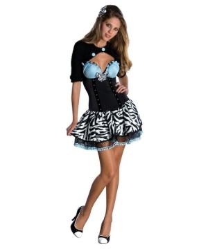 Rock a Billy Women Costume