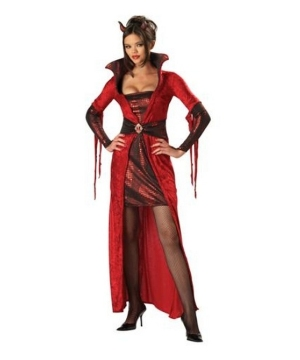 Seductive Devil Women Costume