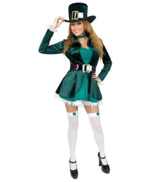 Sexy Leprechaun plus size Costume