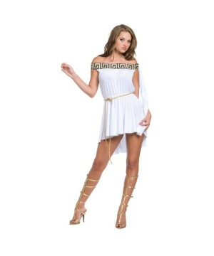 Shoulder Muse Greek Women Costume