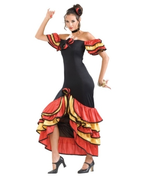 Spanish Lady Costume