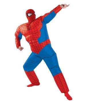 Spiderman Inflatable Costume
