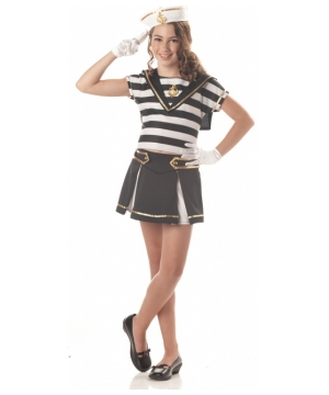 Sweetie Sailorette Kids Costume