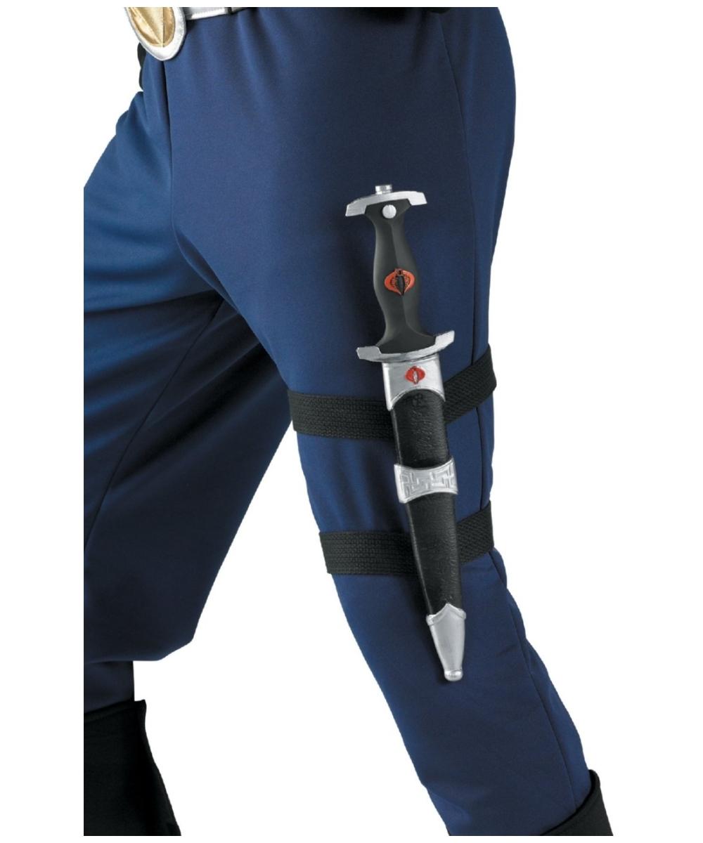 Cobra Commander Adult Dagger And Leg Holster