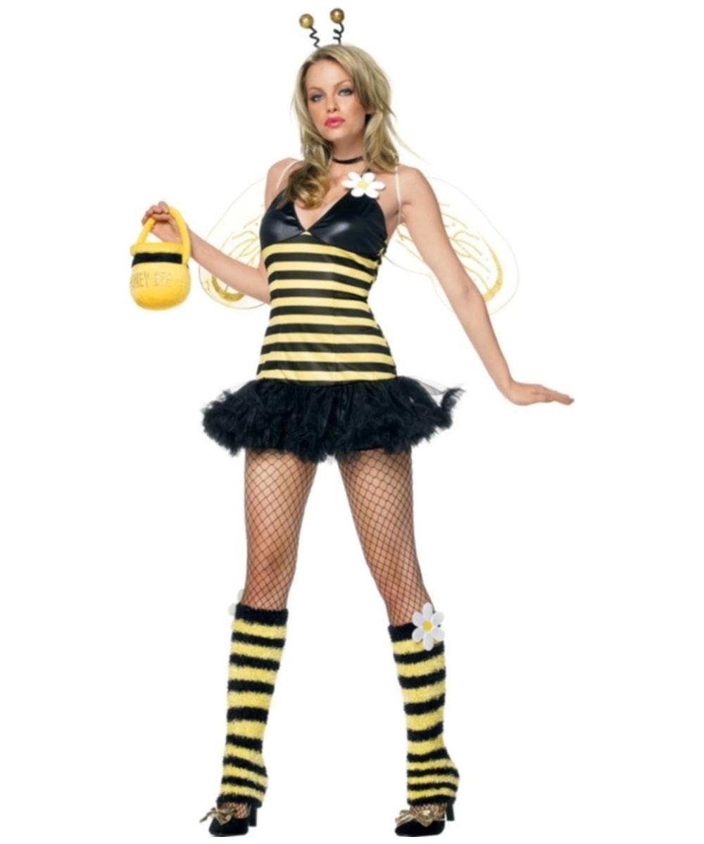 daisy bee costume adult halloween costumes - Bee Halloween