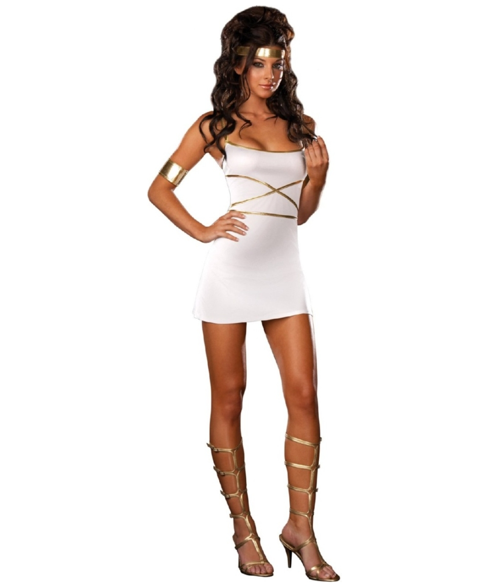 Adult Goddess Greek Costume Women