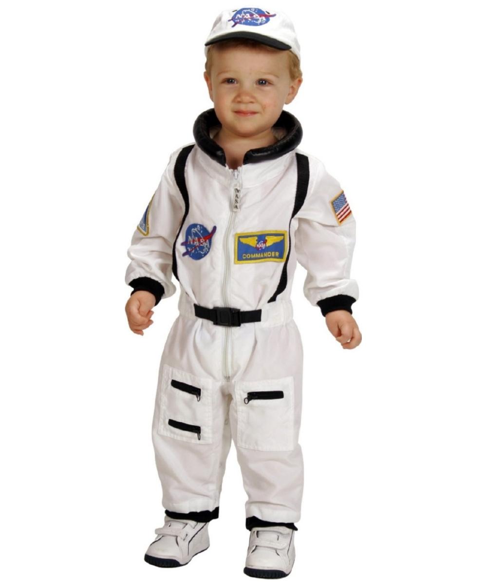 Jr. Astronaut Suit Costume - Astronaut Halloween Costumes