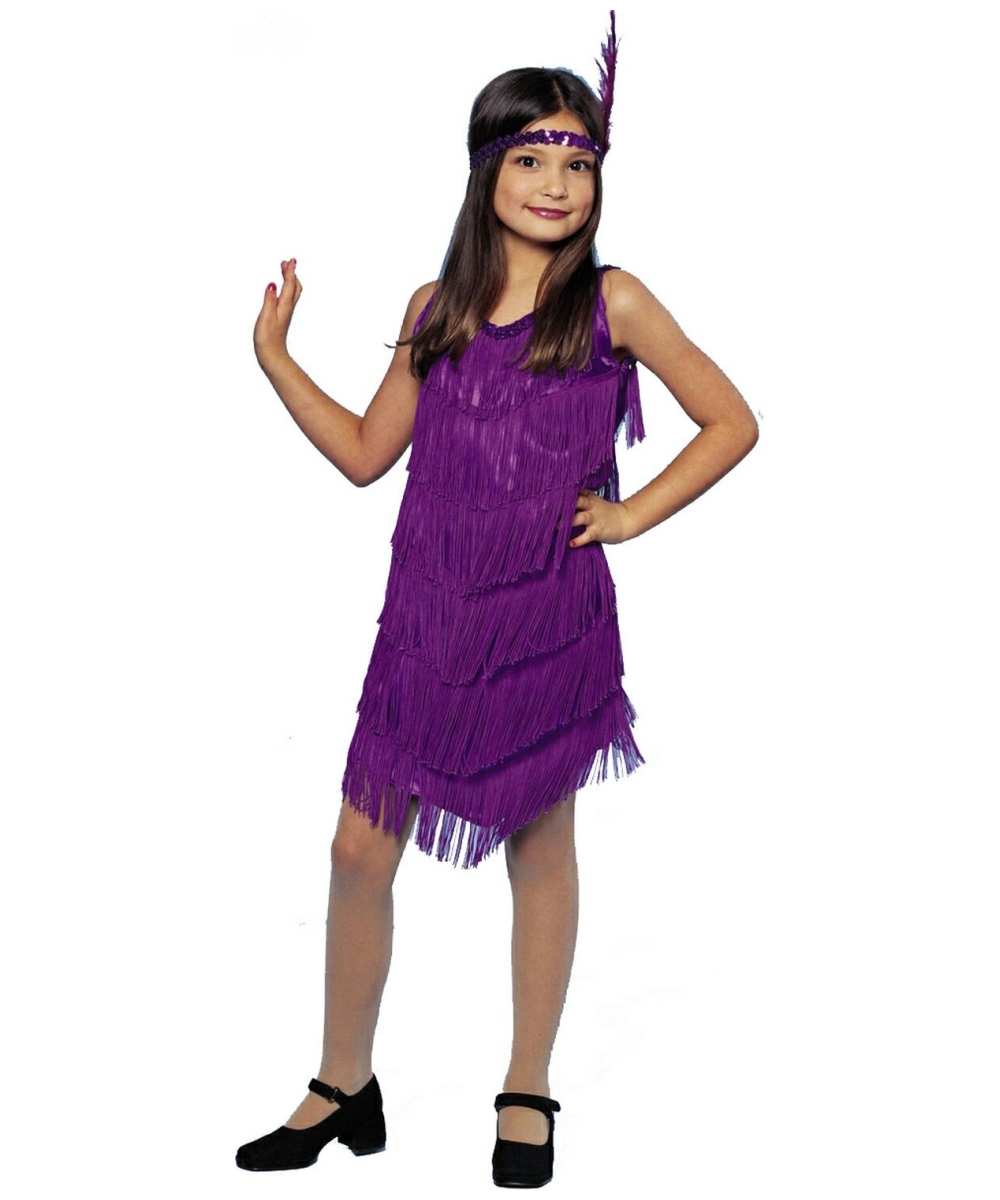 Flapper Costumes For Kids