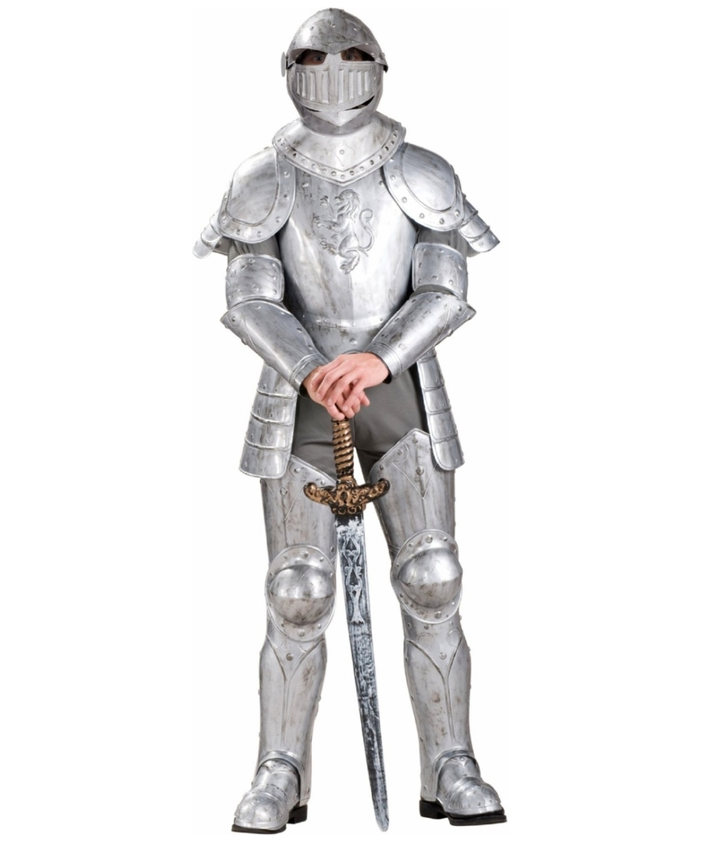 Shining Armor Men Costume