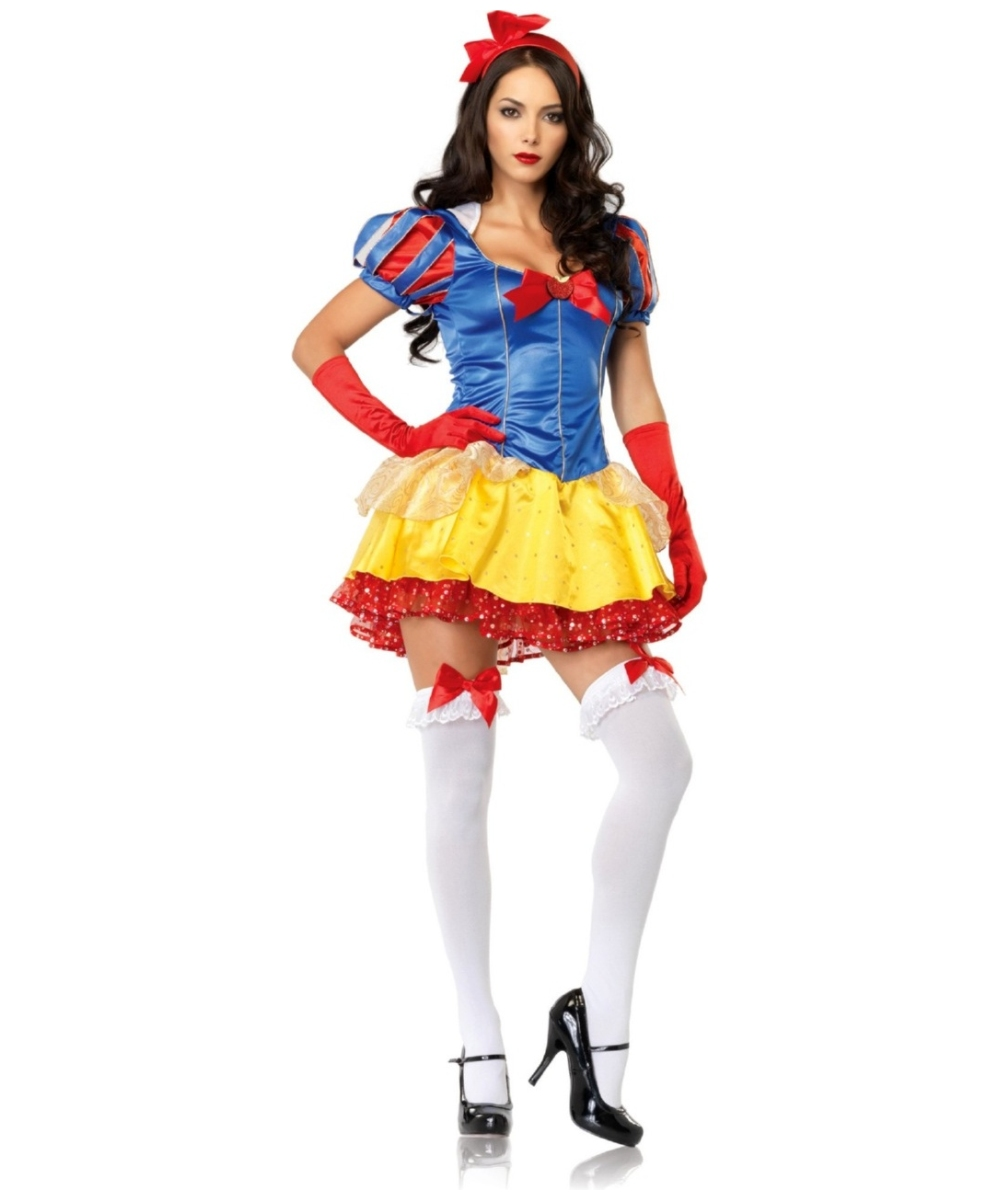 Adult snow white costumes