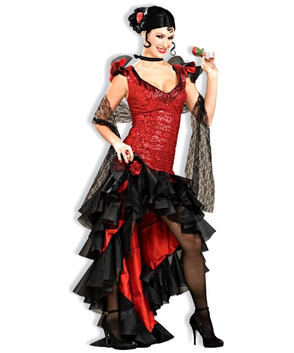 costume Spanish seduction adult