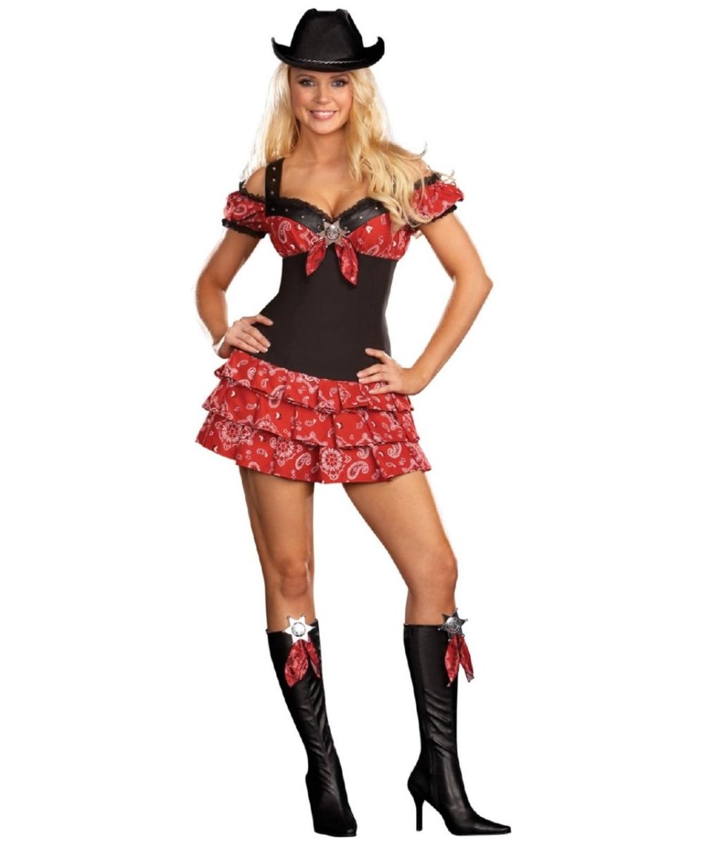 Woman Dress Western Shoes