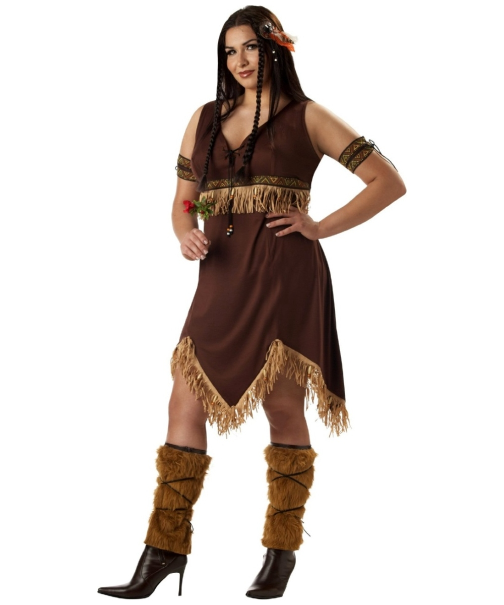Indian Princess Sexy Halloween Costume - Women Indian Costume