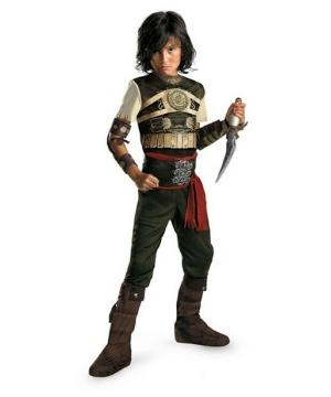 Boys Prince Persia Dastan Costume