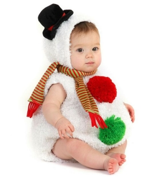 Baby Snowman Infantbaby Costume