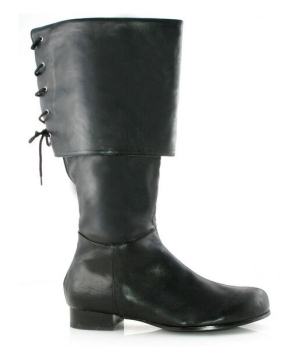 Black Sparrow Boots Shoes