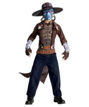 Boys Cad Bane Trooper Costume