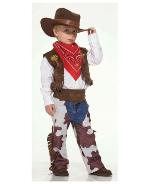 Boys Cow Kids Costume
