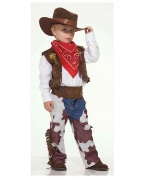 Boys Cow Kids Costume