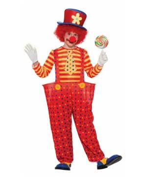 Boys Hoopy Clown Costume