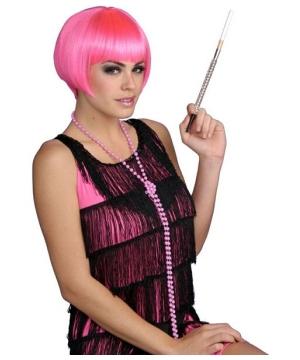 Charleston Flapper Wig