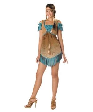 Cheeky Cherokee Indian Costume