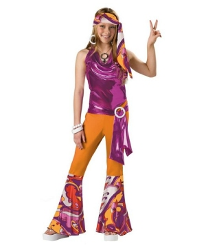 Dancing Queen Kids Costume