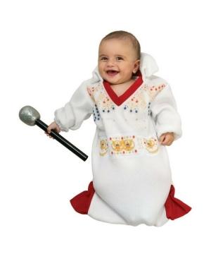 Elvis Newborn Costume