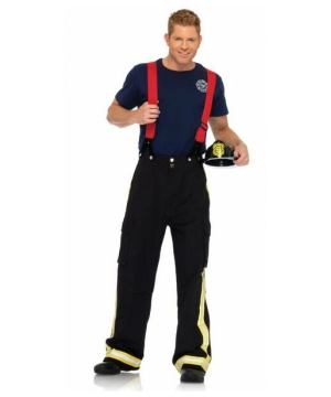 Fire Captain Adult Costume
