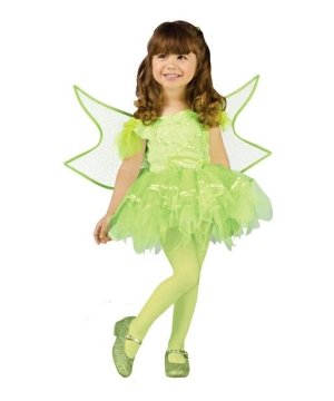 Girls Ballerina Fairy Baby Costume
