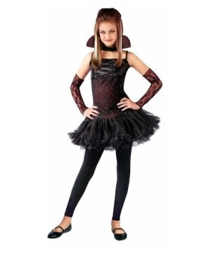 Girls Vampirina Costume