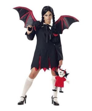 Girls Very Bat Costume