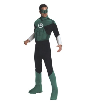 Green Lantern Adult Costume deluxe