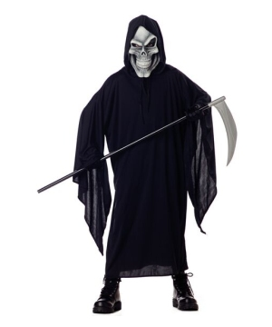 Grim Reaper Robe Kids Costume