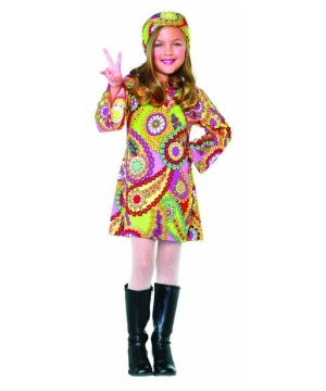 Groovy Girl Women Costume