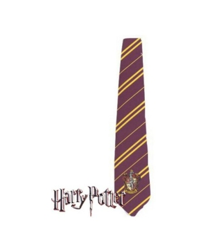 Harry Potter Gryffindor Tie Costume Accessory - deluxe