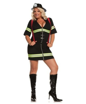 Hot plus size Costume