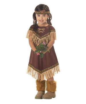 Little Indian Princess Baby Costume
