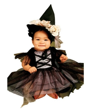 Lace Witch Baby Costume
