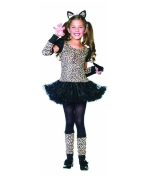 Little Leopard Kids Costume