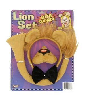 Lion Kit Sound