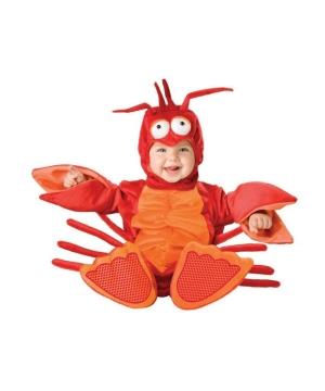 Lobster Infantbaby Costume