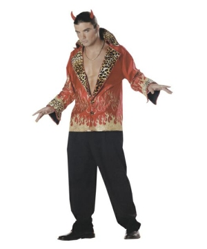 Mens Devil Vegas Costume