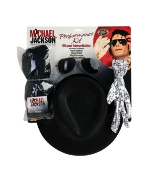 Mens Michael Jackson Costume Kit